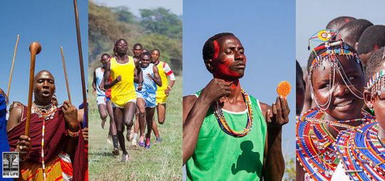 Maasai Olympics - December 10th, 2016