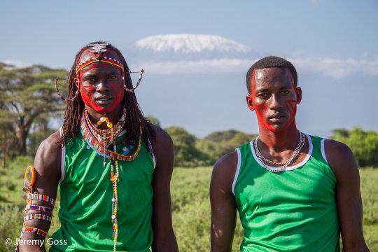 Join Us At The 2016 Maasai Olympics