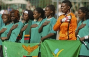 Football empowering women in 16 nations