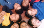 Improve life of  50 boys  in a Bogota shelter