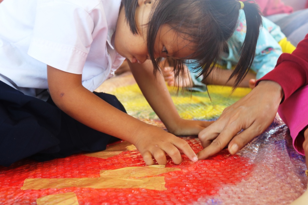 Activities for children with different abilities