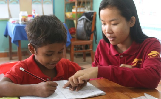 Every child has the right to an education