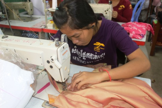 Vocational training for older youth