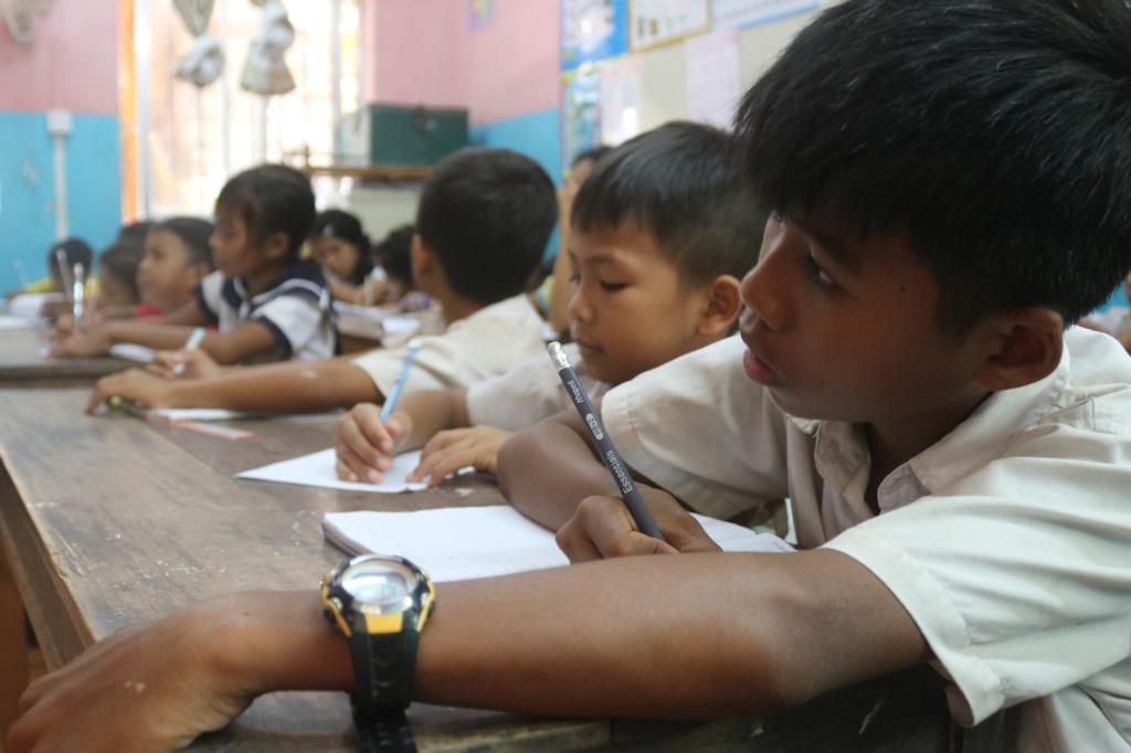 Free education for disadvantaged children
