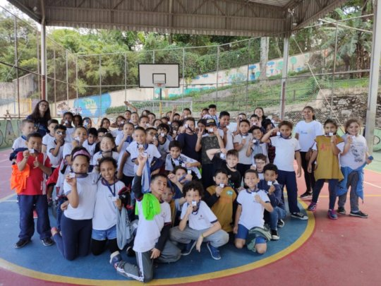 3 Times Soccer Festival held in schools