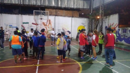 3 Times Football Festival held in the Community
