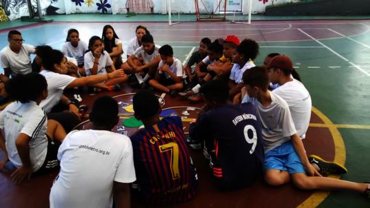 Thematic Workshops Education, Sport and Gender