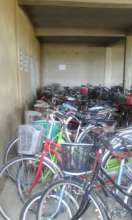 Bicycle's parking