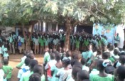 Purchase land for a school in Togo