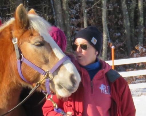 """Speaking """"HORSE"""""""
