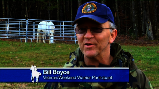 Bill Boyce, Veteran Rider