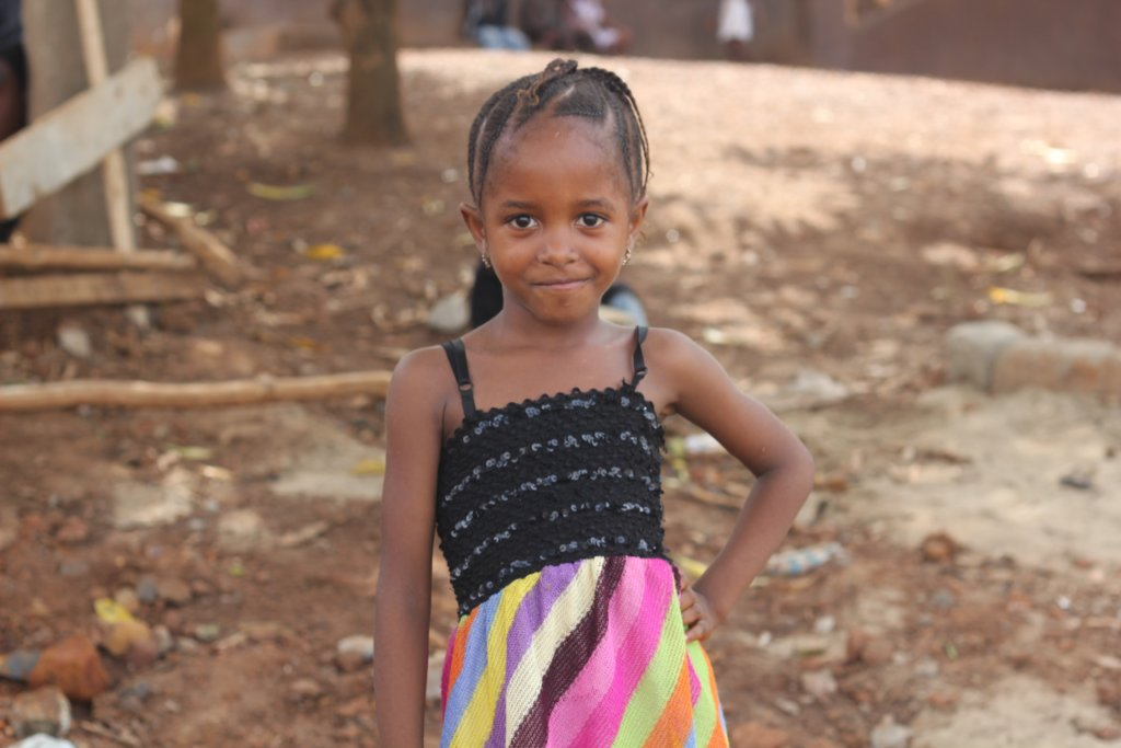 Help Aminata Make Her Education Dream Come True