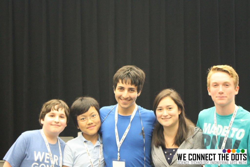 The International Back-to-School Hackathon