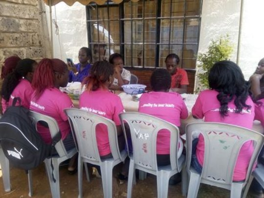 Seminar pics for Vocational Training Girls