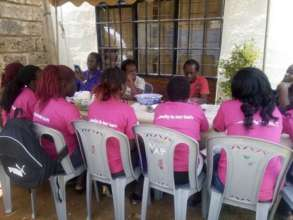 Seminar pics for Vocational Training Girls