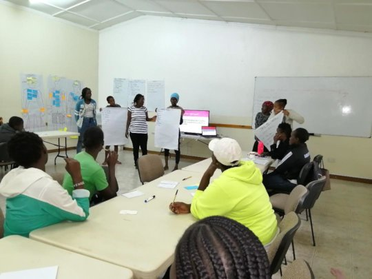 Participatory  Program Design Workshop
