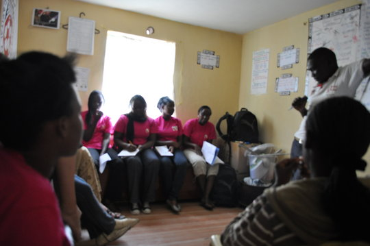Improving lives of 1000 girls in Nairobi's slums