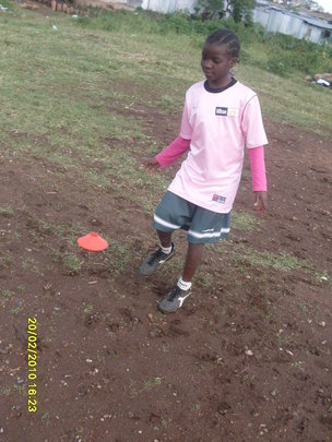 Mrembo Natasha training