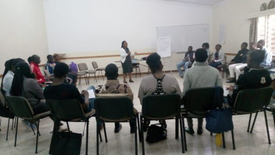 Psychosocial Support Training for Coaches