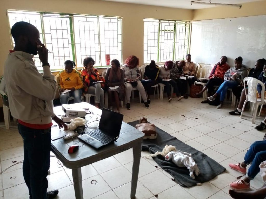 Occupational First Aid Training