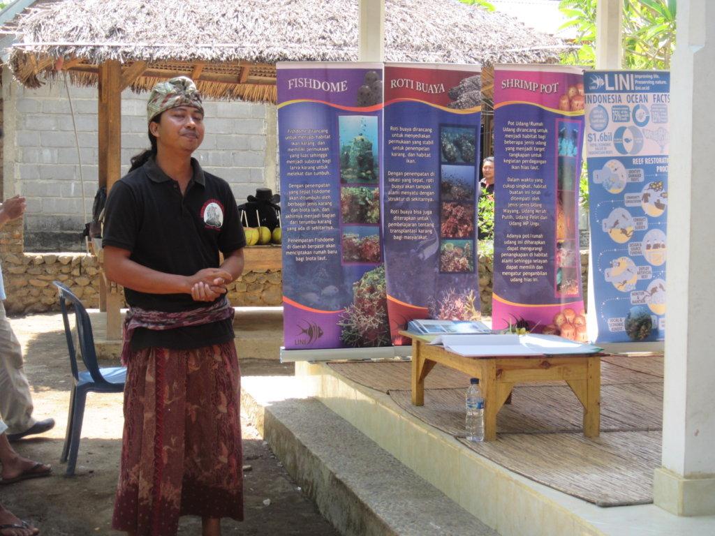 Help communities through sustainable aquaculture