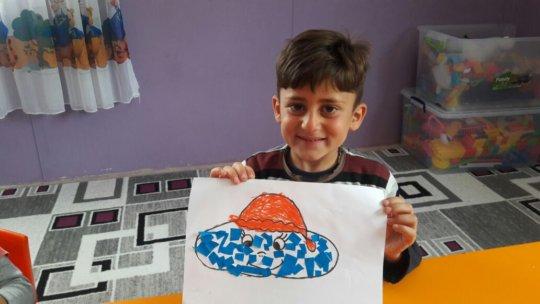 Psycho Social Activities at Yazidi Camps