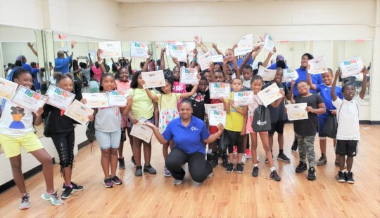 The Youth Connection I2D2 Fit 'N Fun Family Clubs.
