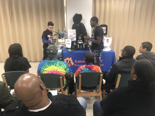 Youth Led Opioid Town Hall.