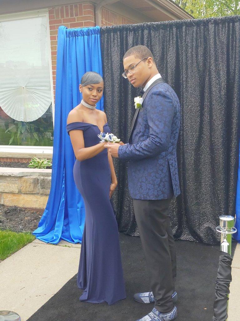 Prom Prince & Princess.