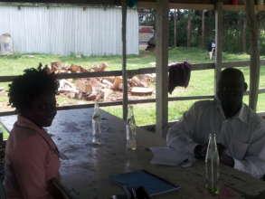 Meet Mr. Peter & Ms. Truphena - TCP Lead Educators