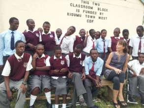 TCP - Kenya Pilot, 2014 - Leaders of Tomorrow