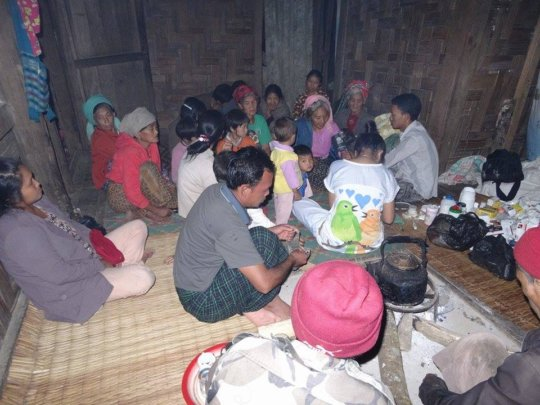 KWAT, Village health treatment
