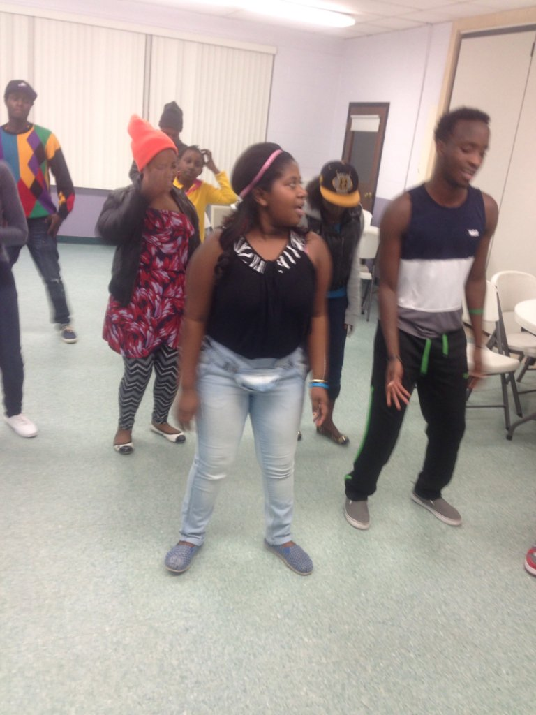New American Africans Youth Program