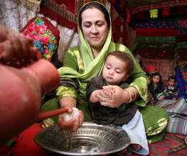 Afghan Child - Photo Credit: Save the Children