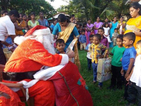 Santa's Suprises