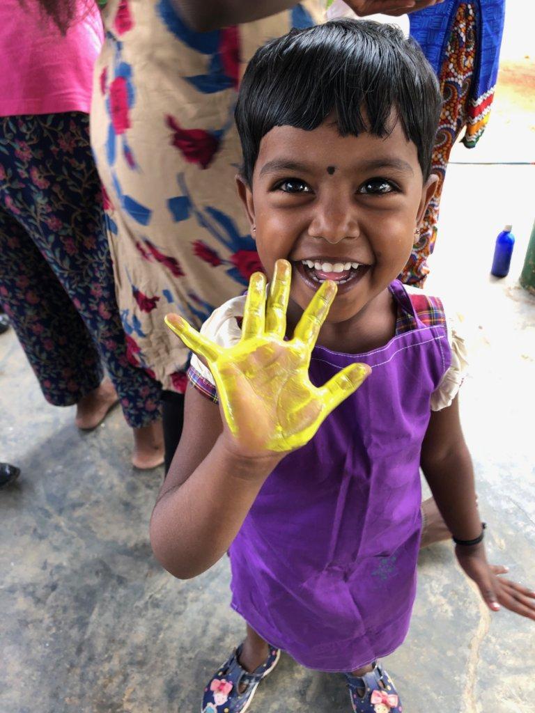Health Care to 45 Vulnerable Sri Lankan Children