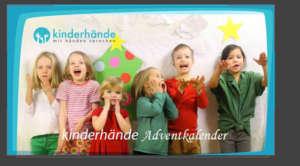 kinderhaende Christmas calendar