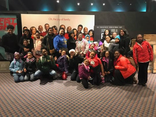"""Supporters enabled """"Hidden Figures"""" outing"""