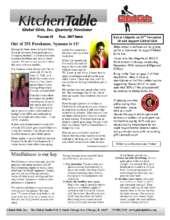 Fall newsletter (PDF)