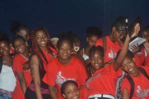 Final show fun in Grenada