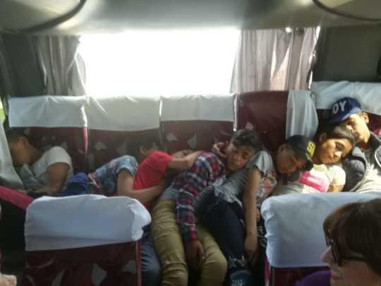 everybody sleeping