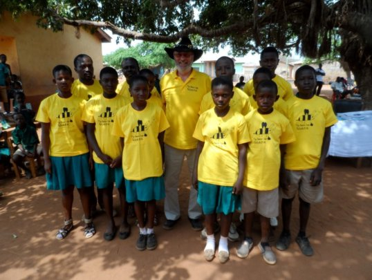Buzz Club Ghana: the next generation of beekeepers
