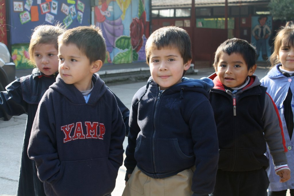 Support Innovation in Vulnerable Schools