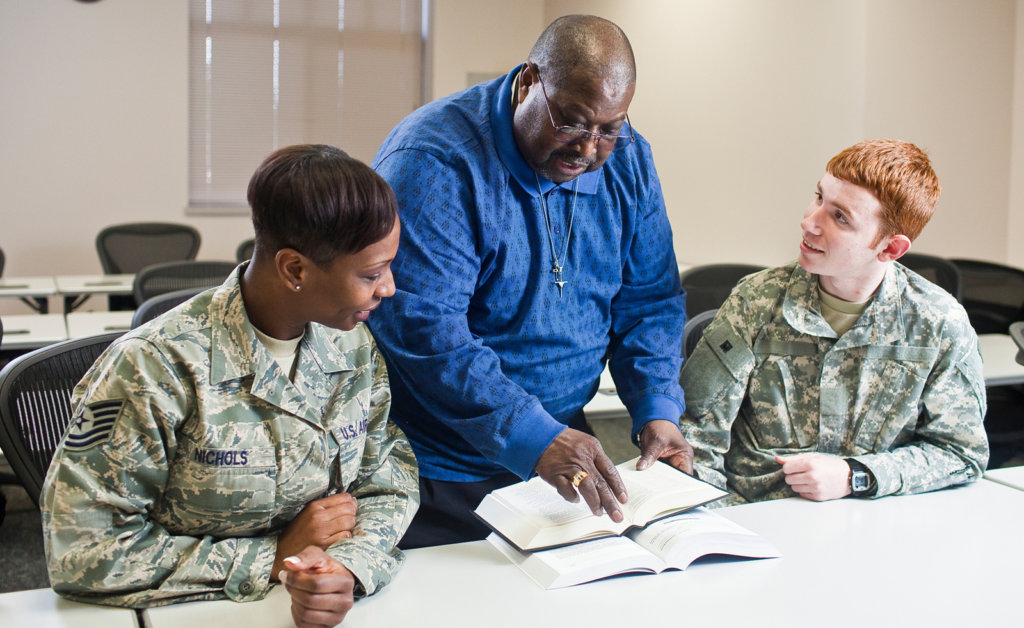 Veteran Scholarship Awards @ Literacyworks Center