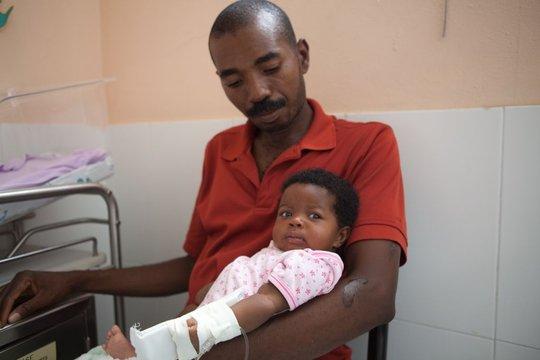 Run a Maternity and Pediatric Service in Haiti