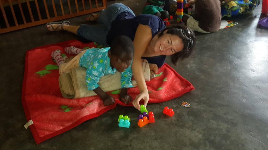 Rural outreach to 100 children with disabilities