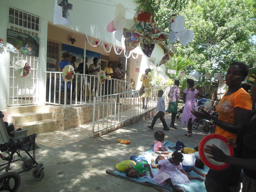 Maison party