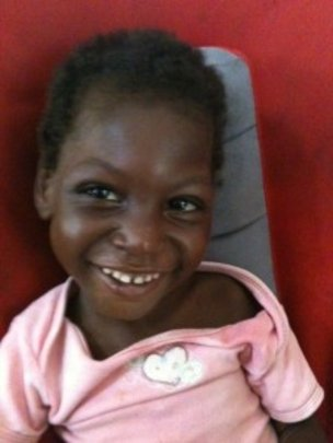 Esther now thriving with foster family