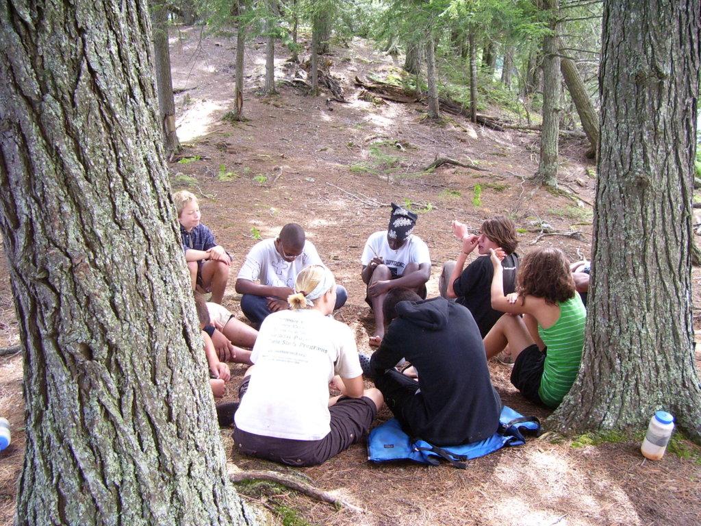 #GivingTuesday - Youth Transform through adventure