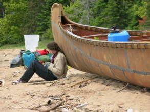 Thinking by Canoe